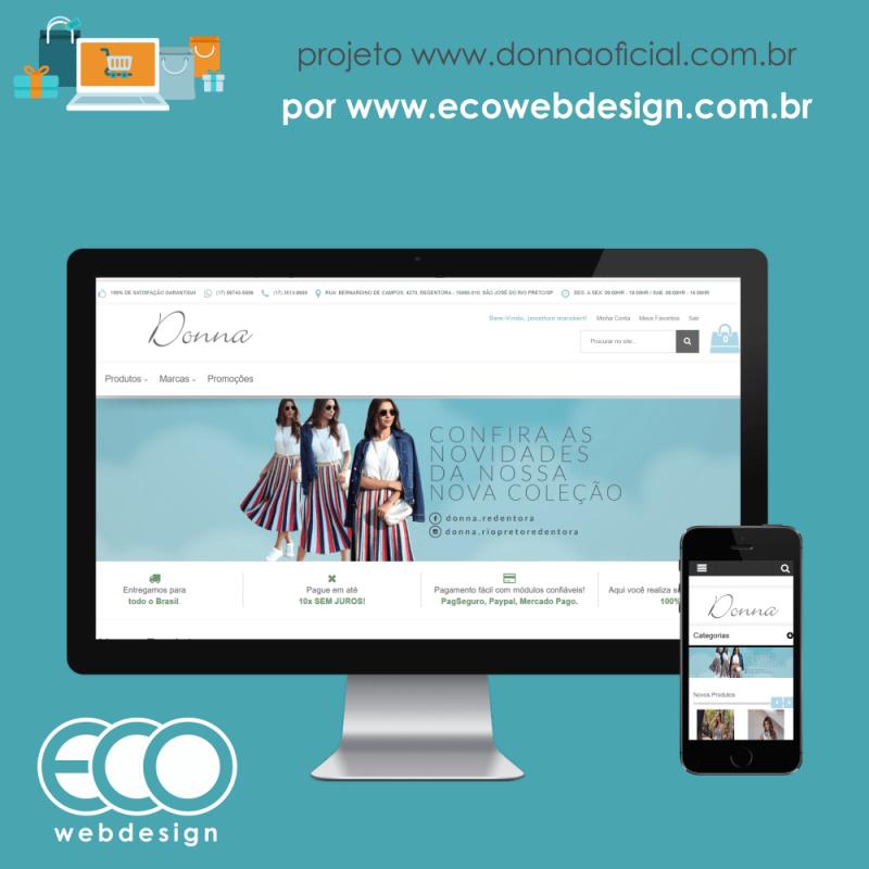 Imagem de Acesse <a href='http://www.donnaoficial.com.br' target='_blank'>donnaoficial.com.br</a> • Loja Virtual Roupas Feminina • Donna Moda Feminina - Vestidos, Blusas, Calças, Saias, Jaquetas, Conjuntos e muito mais.