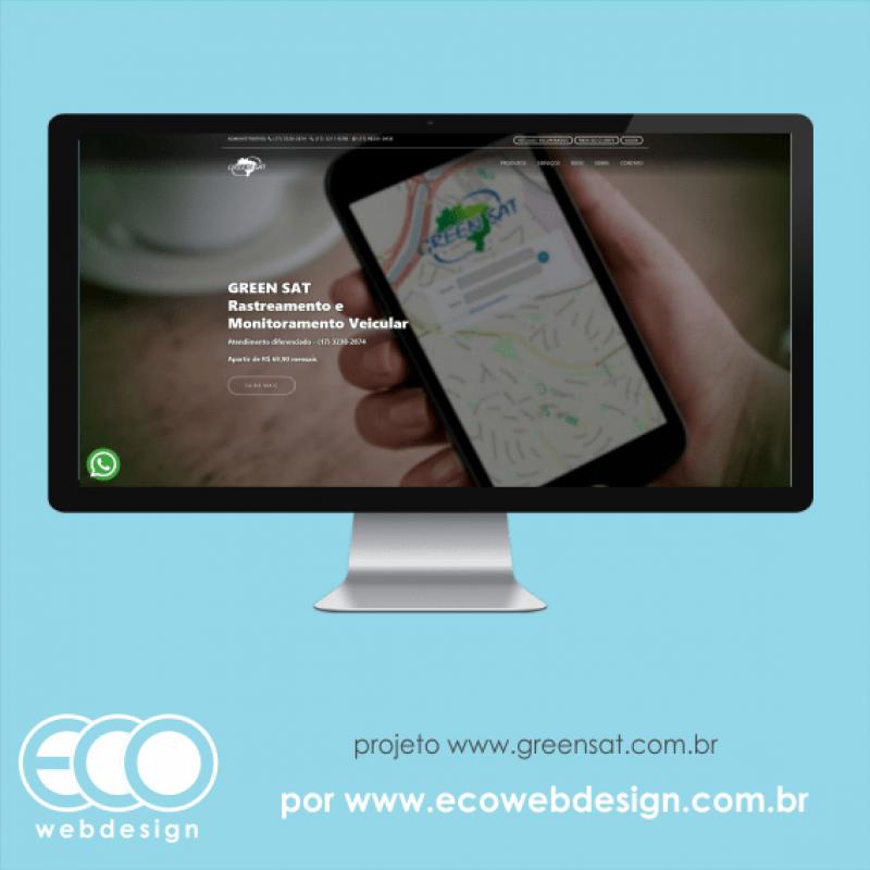 Imagem de Acesse <a href='http://www.greensat.com.br/' target='_blank'> https://www.greensat.com.br</a> • Site de empresa especializada em rastreamento e monitoramento de veículos - Greensat.