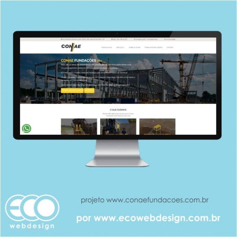 Imagem de Acesse <a href='http://www.conaefundacoes.com.br/' target='_blank'> https://www.conaefundacoes.com.br</a> • Site institucional para empresa que oferece serviços para fundações - Conae Fundações Ltda.