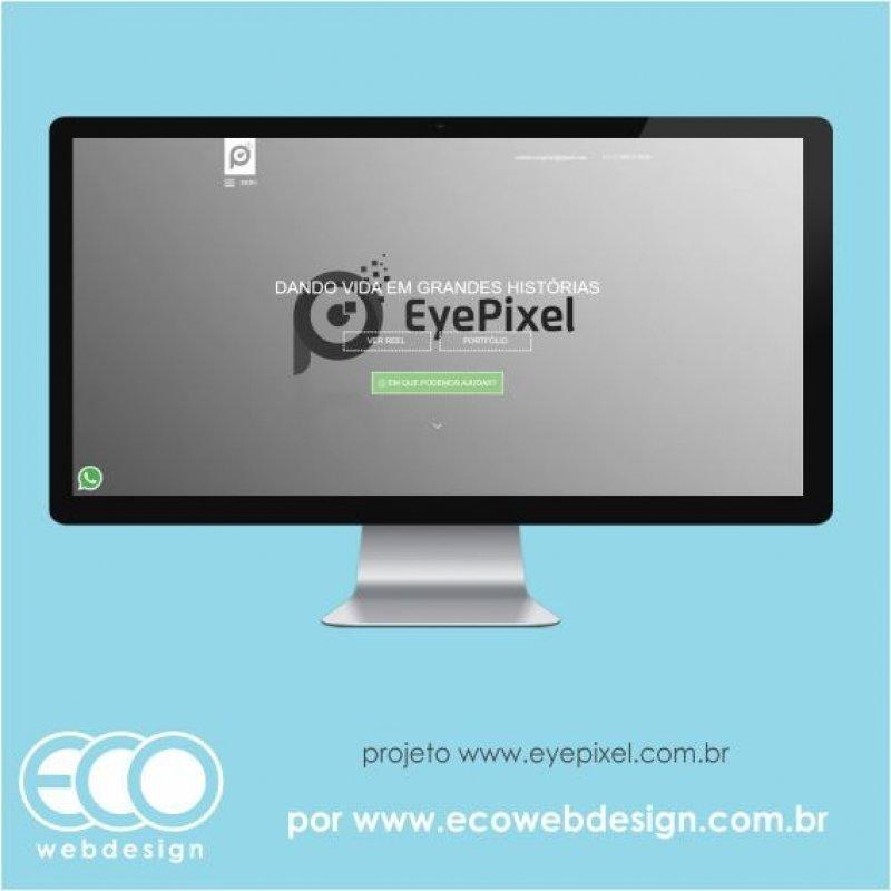 Imagem de Acesse <a href='https://www.eyepixel.com.br' target='_blank'> https://www.eyepixel.com.br</a> • Site institucional para estúdio de animações e produções de filmes no Brasil - EyePixel