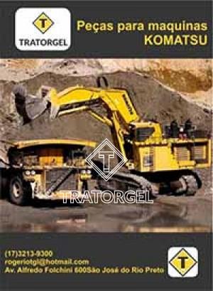 Imagem de Peças para maquinas Komatsu