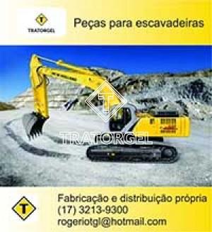 Imagem de Peças para escavadeiras